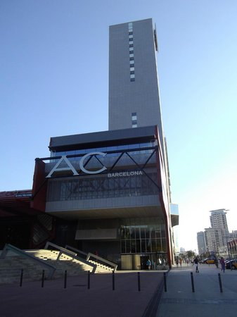 L 39 hotel picture of ac hotel barcelona forum by marriott - Ac hotels barcelona ...