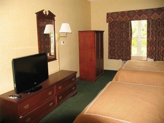 Comfort Suites Appleton Airport: Zimmer