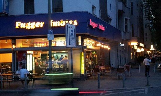 Fugger-Grill