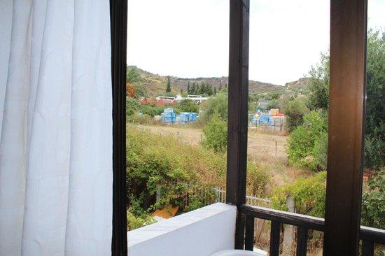 Ioli Village: балкон 2