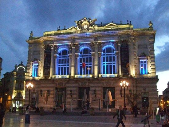 Théâtre de Montpellier - Picture of Le Dolce Italia, Montpellier