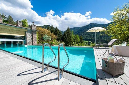 Hotel Paradies: Salzwasserschwimmbad
