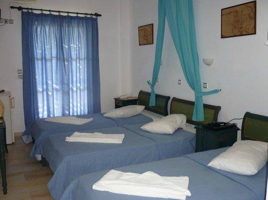Okeanis Beach Hotel: Стандартный номер