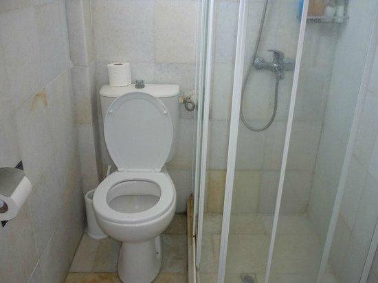Okeanis Beach Hotel: Ванная комната