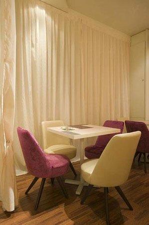 Hotel Piero Della Francesca: sala colazioni