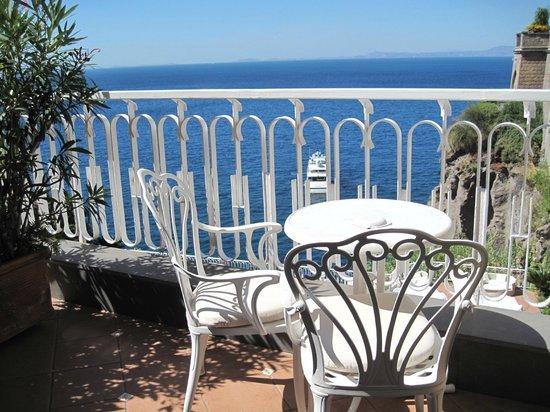 Hotel Corallo Sorrento: Room balcony