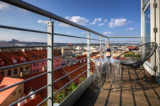Krakovska Terraces