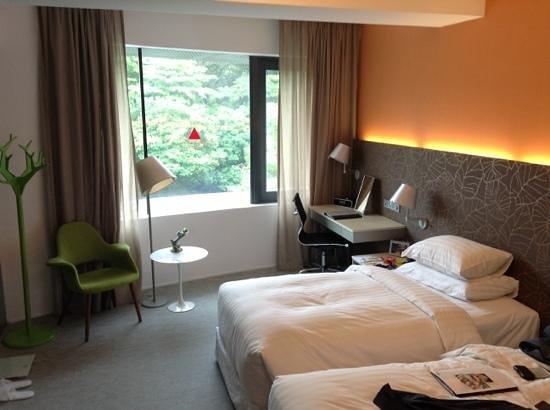 Wangz Hotel: spacious room
