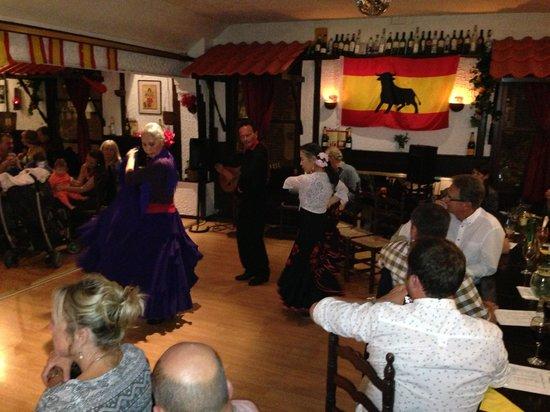 Picassos: Flamenco at Picasso