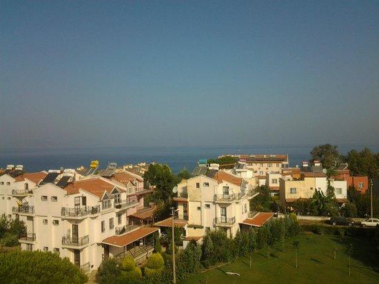 Hotel Akbulut & Spa: Вид с балкона номера