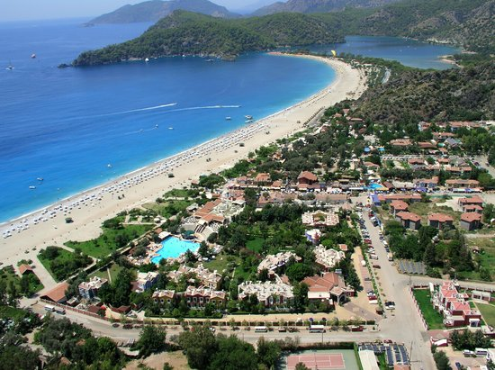 Club Belcekiz Beach Hotel : Belcekız Beach Club