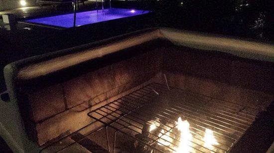 Anema Residence: Barbecue Livas