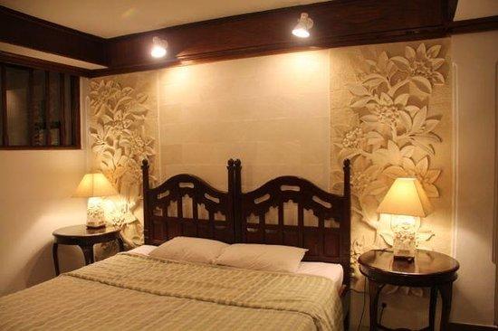 Taman Harum Cottages: Room Interior