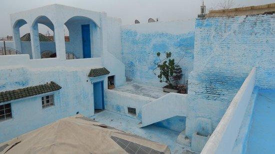 Riad Amazigh Meknes: Terrazza