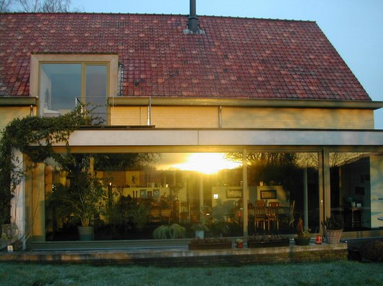 "De Bosgeus: Sunrise ""Good morning!"""