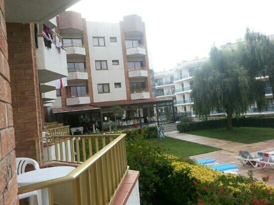 Aparthotel Las Mariposas: snack bar