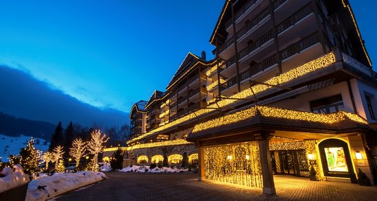 Grand Hotel Park, Gstaad, Winter Dream I