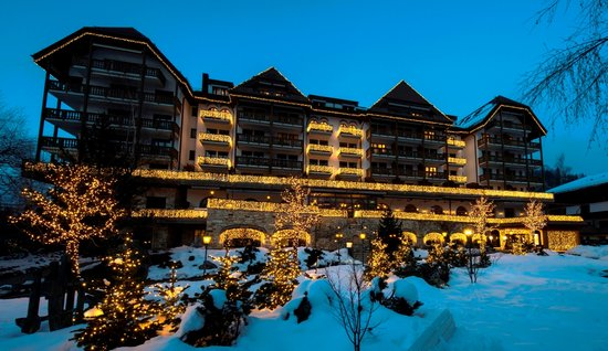 Grand Hotel Park Gstaad Winter Dream II Picture of Park Gstaad