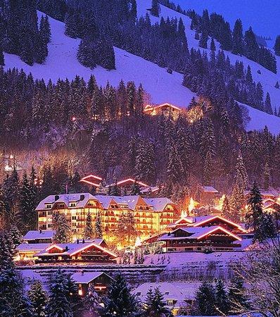 Park Gstaad: Grand Hotel Park, Gstaad, Winter Dream III