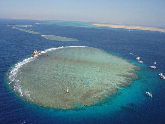 The Strait of Tiran