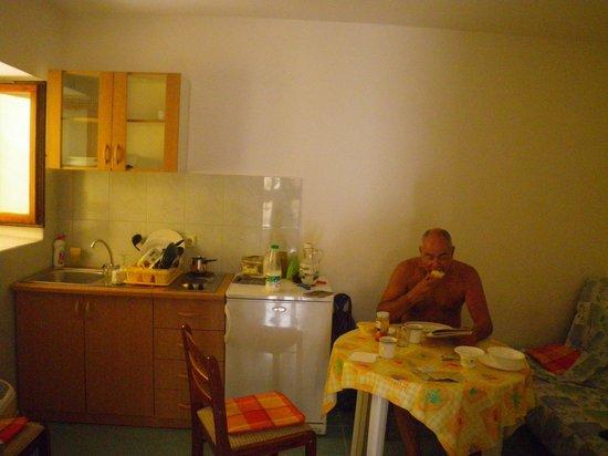 Apartmani Melita: Zona giorno
