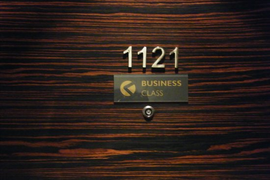 Radisson Blu Hotel New Delhi Paschim Vihar : Door