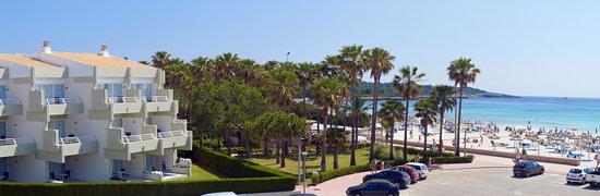 Hipotels Mediterraneo Club: Sea View