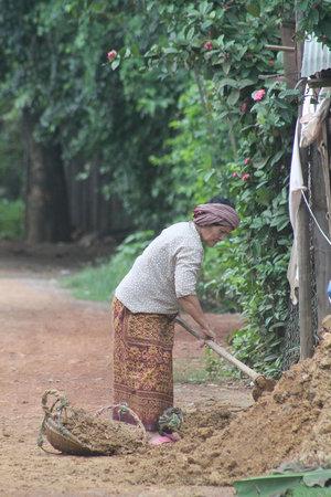 Maisons Wat Kor : Farming
