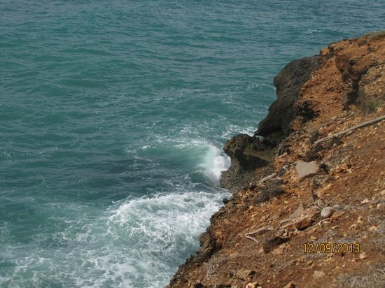 Golden Tulip Dar Es Salaam: Cliff