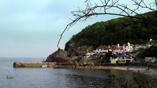Torquay, UK: Babbacombe Harbour