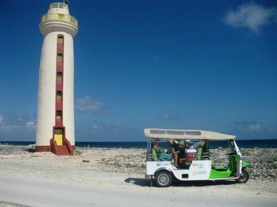 Bon Tuk Eco Tours Bonaire: Tuk tour