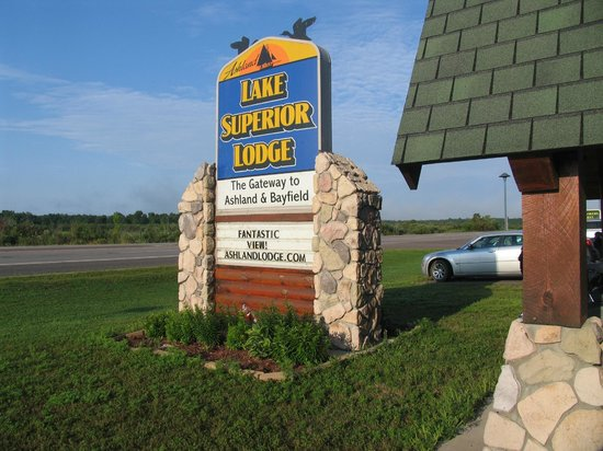 Quality Inn Ashland: Ashland Lake Superior Lodge