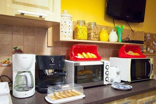 Casa Vacanza Brasov: area colazione