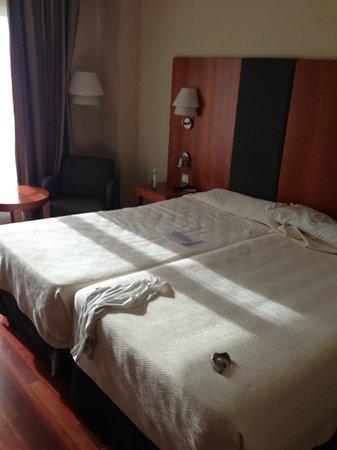 NH Marbella : Very clean rooms