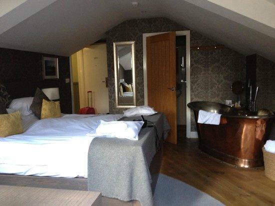 Langdale Hotel: room