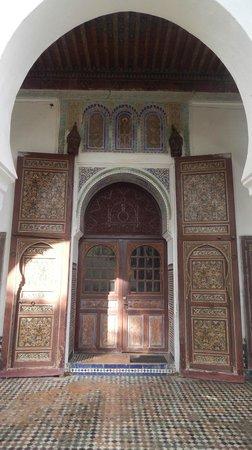Dar Jamai Museum: Museo