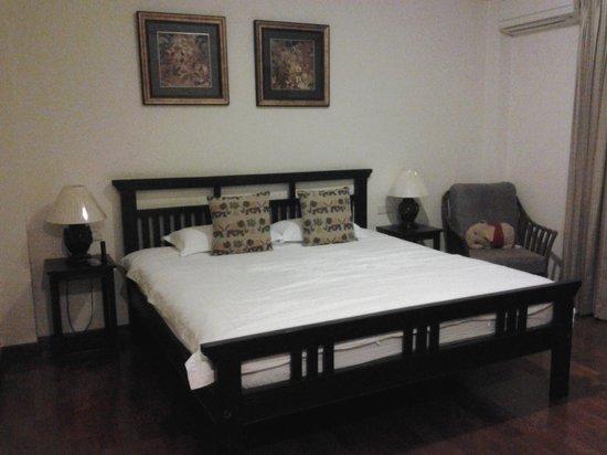 The 3 Sis: Zimmer mit Doppelbett