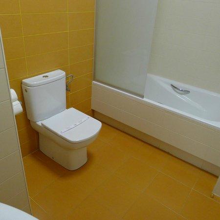 Hotel Boa Vista Bathroom 1
