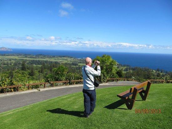 Mount Pitt: Amazing views wherever you look