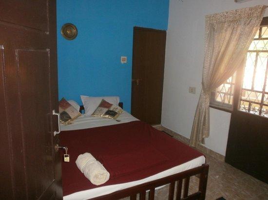 Lazar Residency Homestay: Chambre avec balcon