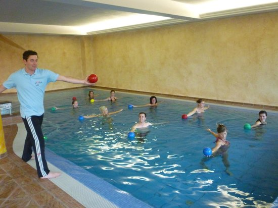 Aktiv & Wellnesshotel Reissenlehen: Aqua Gymnastik