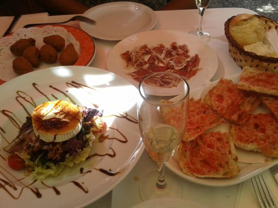 Restaurant Soli: Entrants