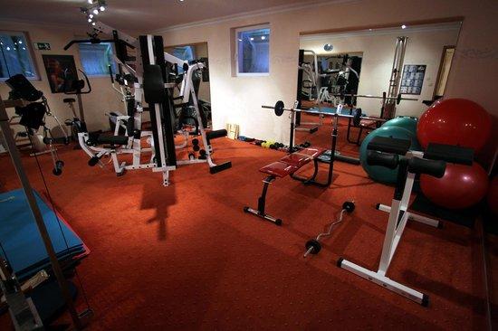 Aktiv & Wellnesshotel Reissenlehen: Fitnessraum