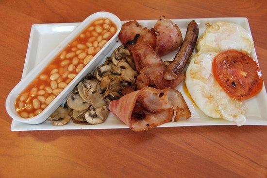 La Terraza del Diana : Desayuno completo