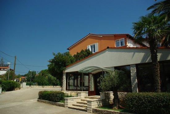 Hotel Minerva Medulin: hotel