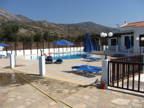 Kyma: Poolbereich (WLAN kostenlos!)