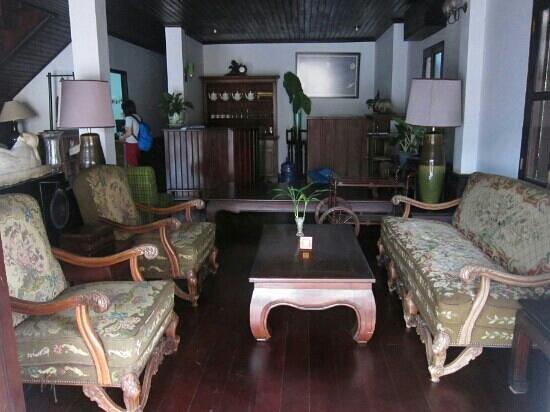 Cafe de Laos Inn : lobby