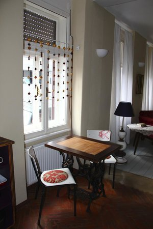 Altstadthaus Cityappartements: Zu Gast bei Margarethe