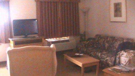 Humphry Inn & Suites: Foto de um ângulo do apartamento