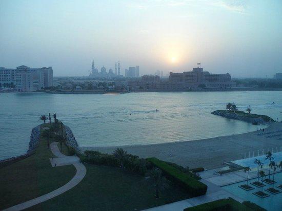 Fairmont Bab Al Bahr: Sunset